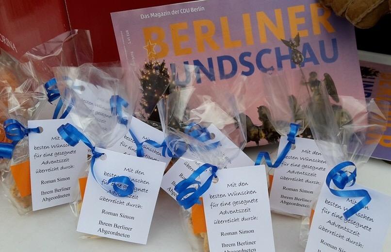 Berliner Rundschau, Ausgabe: Dezember 2015