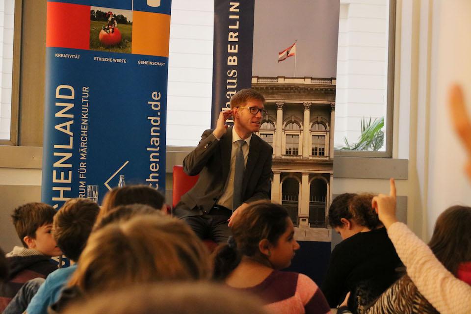 Foto: Abgeordnetenhaus von Berlin